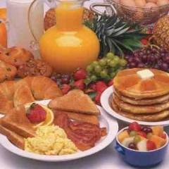 إفطار الطفل