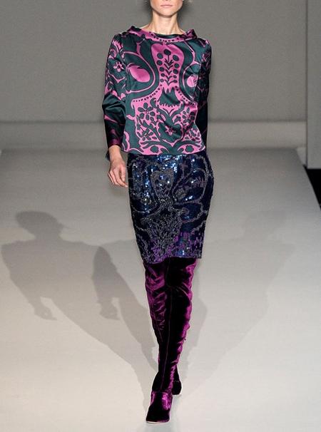 ملابس شتاء 2012 من ايطاليا