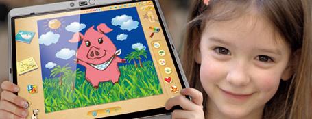 الاطفال ArcSoft PhotoStudio Paint 1.0.0.32 375.jpg