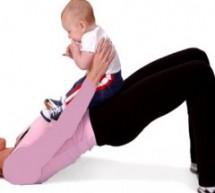 فوائد ممارسة الرياضة للأم بعد الولادة