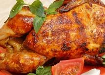 دجاج مقلي بالكركم على الطريقة الاندونيسية