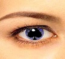 عدسات لاصقة جديدة للكشف عن المياة الزرقاء