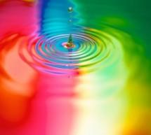 تأثير ألوان الطيف على مزاجك