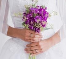 أحدث موضة فساتين زفاف 2012