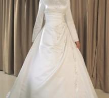 فستان الزفاف في ليلة العمر جميل وشرعي