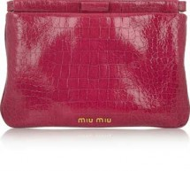 موديلات حقائب يد Miu Miu 2012