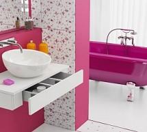 ديكورات حمامات غاية الفخامة