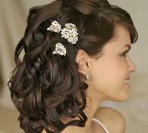 تسريحات شعر رائعة  للعرايس 2012