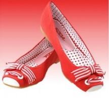 أحذية البالرينا  خطر على صحتك