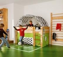 غرفة طفلك ملعب لخياله