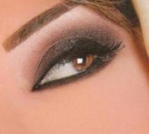 نصائح حول طرق مكياج العيون العسلية