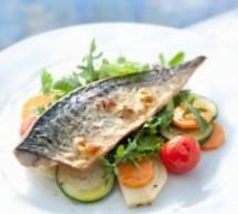 تناول الأسماك يقلل من مخاطر الإصابة بالسكتة