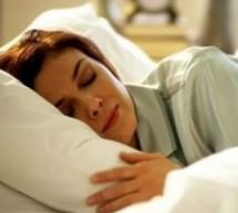 لا تذهبوا للنوم بعد سماع الأخبار السيئة