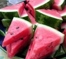 ماسك البطيخ الأحمر لجمال لا يُقاوم