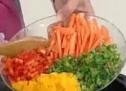 جديد أرز بالدجاج والخضراوات من مطبخ منال العالم بالفيديو
