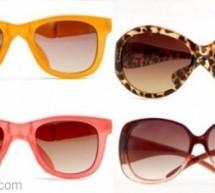 أحدث موديلات نظارات مانجو 2012
