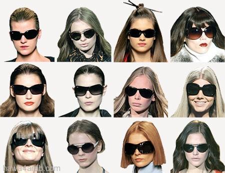 975c929c4 طريقة اختيار النظارة الشمسية المناسبة للوجه | حواء العرب | موقع نسائي  للمرأة العربية
