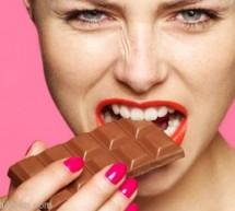 تناول الشوكولاتة يخلصك من التوتر