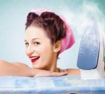 خمسة خطوات لتنظيف المكواه