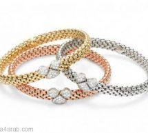تصاميم رائعة من مجوهرات داماس