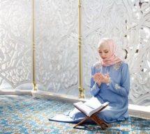 افكار لتصميم ركن الصلاة في منزلك