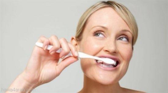 فرشاة أسنان ذكية تكشف أمراض القلب القاتلة