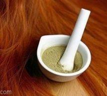 كيف تحصلين على صبغات شعر من مكونات طبيعية؟