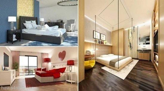 قواعد أساسية لديكور غرفة النوم