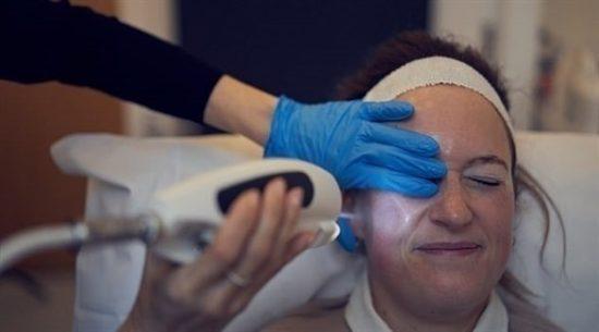 طريقة جديدة لعلاج البشرة