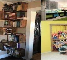 أفكار لاستغلال زوايا المنزل للتخزين
