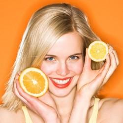 خلطة قشور البرتقال والليمون للوجه